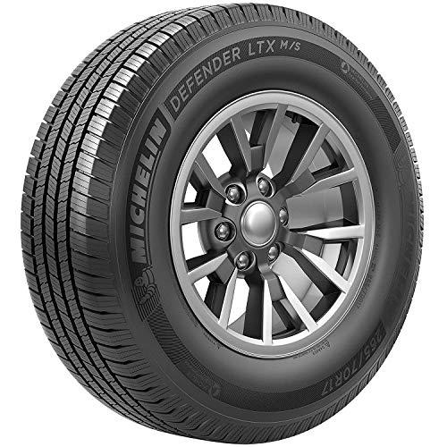 Michelin LTX M/S All Season Radial Car Tire for Light Trucks, SUVs and Crossovers, 275/55R20 113T