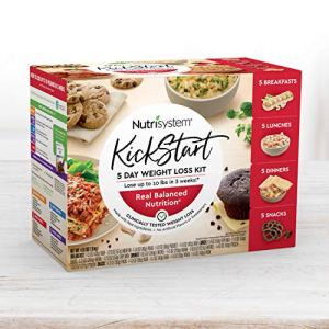 Nutrisystem® Kickstart Red Kit - Real Balanced Nutrition® - 5-Day Weight Loss Kit with Delicious Meals & Snacks 8 - My Weight Loss Today