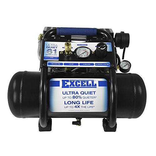 Excell SAC22HPE 2 Gallon Air Compressor