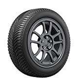 Michelin CrossClimate2 All-Season Radial Car Tire for Grand Touring, 205/55R16 91H