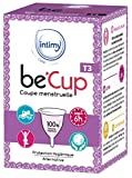 Intimy Coupe menstruelle taille 3 - Be'Cup - La coupe