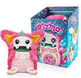 Rizmo Evolving Musical Friend Interactive Plush Toy with Fun Games, Berry