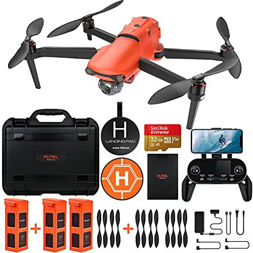 Autel Robotics EVO 2 Drone con 8K HDR Video, con Bundle Robusto e 429 Kit di Accessori del Valore (Manuale Utente Solo in Inglese)