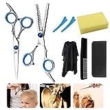 Hair Cutting Scissors Set,...