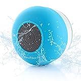 Neuftech - Mini Enceinte Haut Parleur Bluetooth Sans Fil Etanche Portable Stéréo pour la Douche...