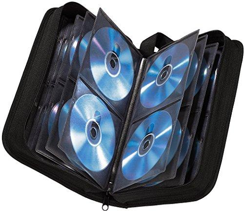 Hama custodia CD per 64 CD / DVD / Blu-ray, nero