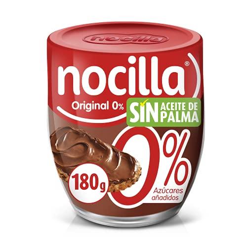 Nocilla Original 0% Azúcares Añadidos, sin Aceite de Palma