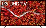 LG LED Smart TV 86' Real 4K UHD TV, 120Hz Refresh Rate, Dolby Cinema, Voice Commands, Bluetooth, Google/Alexa - 2021