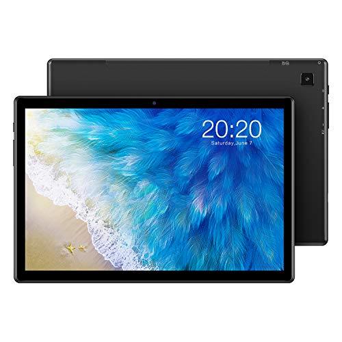 TECLAST M40 Tablet 10.1 pollici 6 GB RAM + 128 GB ROM FHD 1920x1200, Android 10 Pie Octa-Core 2.0 GHz, Bluetooth 5.0, 4G Dual SIM/SD, Type-C, Fotocamera 5+8MP, WiFi + Cellulare + GPS, Batteria 6000mAh