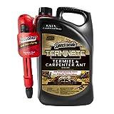 Spectracide HG-96375 Terminate Termite & Carpenter Ant Killer, AccuShot Sprayer, 1.33-gal, 1.3 gal