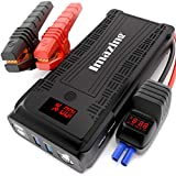 Imazing Portable Car Jump Starter -...