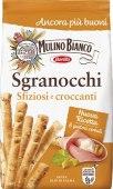 Mulino Bianco Grissini Sgranocchi Croccanti, Perfetti come Snack, 210 g