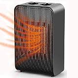 CXhome Mini radiateur soufflant à économie d'énergie en céramique avec chauffage...