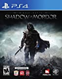 Middle Earth: Shadow of Mordor - PlayStation 4 (Video Game)