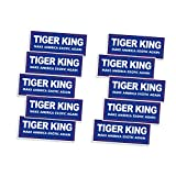 NEO Tactical Gear Tiger King Make America Exotic Again - Joe Exotic Vinyl Decal Made in The USA (10)