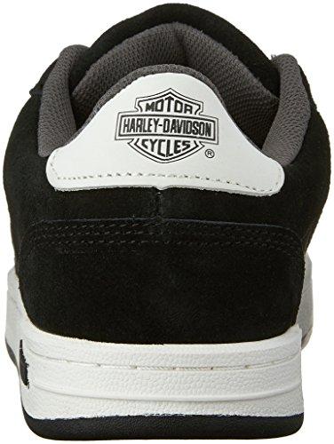 Harley-Davidson Men's Static Skateboard Safety Shoe, Black, 10.5 M US