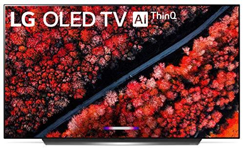 "LG OLED65C9PUA Alexa Built-in C9 Series 65"" 4K Ultra HD Smart OLED TV (2019)"