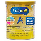 Enfamil A+ Stage 1: Infant Formula (0 to 6 months) 400gm