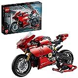 LEGO 42107 Technic DucatiPanigaleV4R, Modèle d'affichage Superbike à...