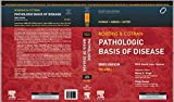 Robbins & Cotran Pathologic Basis of Disease: South Asia 10th edition (Set of 2 Volumes) (Paperback)