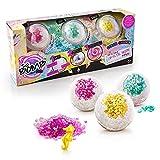 SO DIY Kit créatif 3 Bombes de Bain Cristal DIY, BBD 022