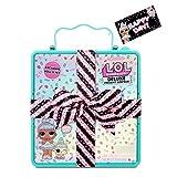 LOL Surprise Poupée Miss Partay Doll et son animal de compagnie - A la mode, Fizzy Surprises & Accessoires - Deluxe Present Surprise