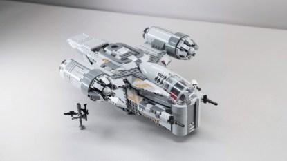 LEGO-Star-Wars-The-Mandalorian-The-Razor-Crest-75292-Building-Kit-New-2020-1023-Pieces