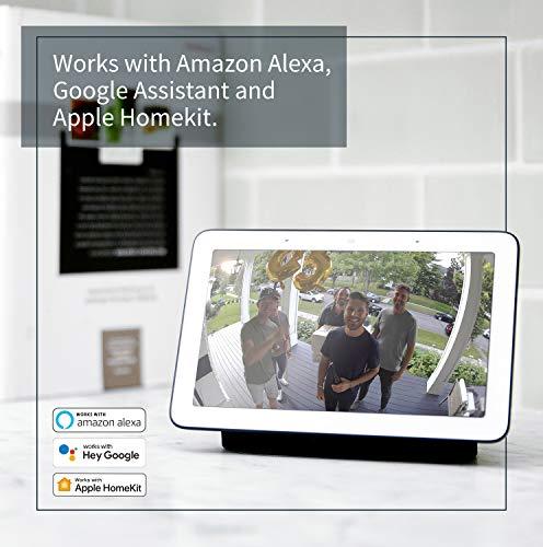 51KReOEIWnL._SL500_ [Bon plan Arlo] !  Pack Arlo composé de : Panneau Solaire Pour Essential et 3 Caméras Essential - Blanc