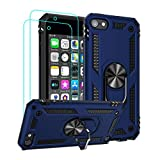 ULAK Coque iPod Touch 7, Étui 2 en 1 iPod Touch 6/5 TPU Souple + Rigide PC...