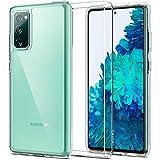 Spigen Ultra Hybrid Designed for Samsung Galaxy S20 FE 5G Case (2020) - Crystal Clear