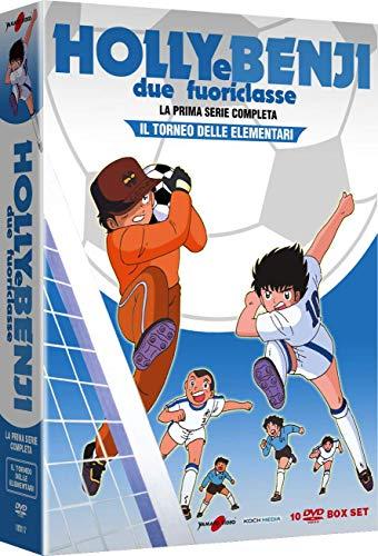 Holly & Benji - La Serie Classica, Vol. 1 (10 DVD)