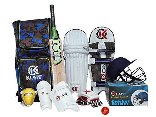 Klapp Advance English Willow Series Cricket Kit (Men)
