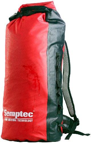 Semptec Urban Survival Technology Trecking Rucksack: Wasserdichter Trekking-Rucksack aus LKW-Plane, ca. 50 l (Sack)