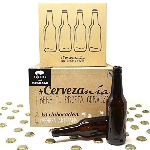 Pack completo para elaborar cerveza en casa   Kit Pale Ale y