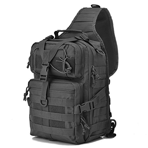 Gowara Gear Tactical Sling Bag Pack Military Backpack Range...