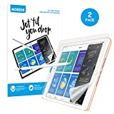 [2 Pack] PaperLike iPad 10.2 Screen Protector, Write, Draw and Sketch Like on Paper Texture Anti Glare Less Reflection with Easy Installation Kit for iPad 10.2 2019 7th Gen