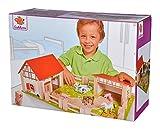 Eichhorn - 100004308 - Ferme en bois - Accessoires inclus