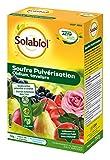SOLABIOL SOPUL750 Souffre Pulvérisation 750g Jusqu' a 100L de Solution, Double...