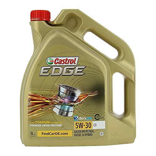 Castrol 468548 EDGE C3 5W-30 C3 Motorenöl 5L