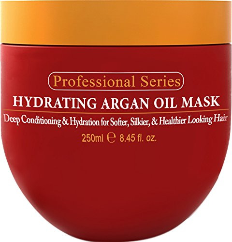 Hydrating Argan Oil Hair Mask and Deep Conditioner...