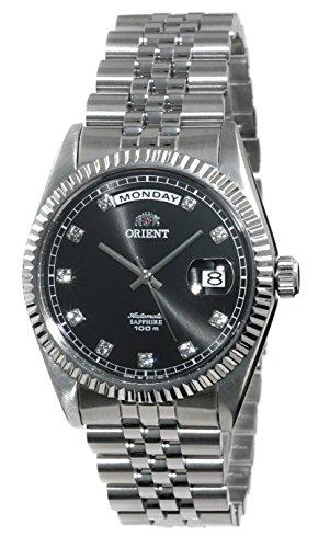 "Orient Armbanduhr ""Oyster"", Saphirglas, klassische Automatikuhr, Modell EV0J003B"