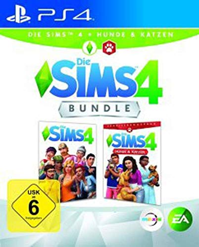 Die Sims 4 - Hunde & Katzen Bundle - [PlayStation 4]