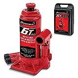 Alltrade Powerbuilt 640407 Heavy Duty 6-Ton Bottle Jack
