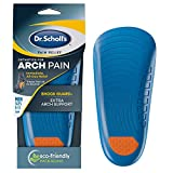 Dr. Scholl's ARCH Pain Relief Orthotics, Insoles for Women (6-10), 1 Pair Shoe Inserts