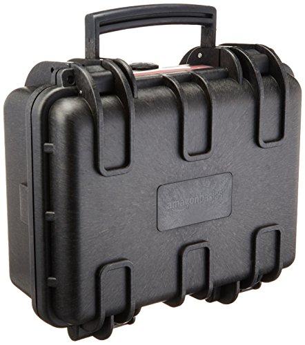 Amazonベーシック カメラバッグ 一眼レフ用 ハードケース Sサイズ
