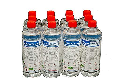 Fanola 24L Premium Bioethanol fuel