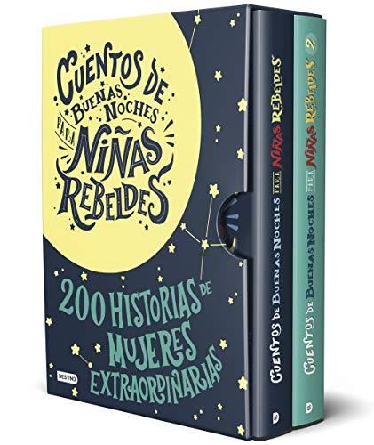 Estuche Cuentos de buenas noches para niñas rebeldes: 200 Historias de mujeres extraordinarias (Otros títulos)