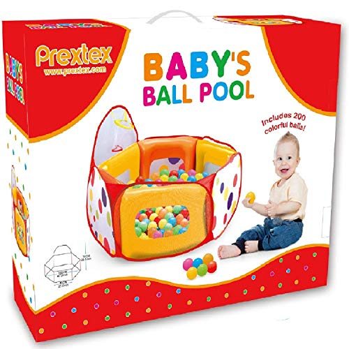 Kids Ball Pit Play Tent with 100...