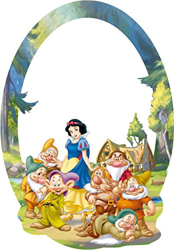 BebeGavroche Kinder Spiegel Kinderzimmer - Snow White