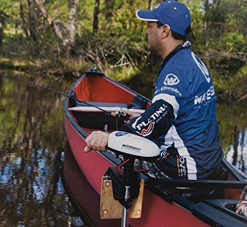 Can You Put A Trolling Motor On Canoe